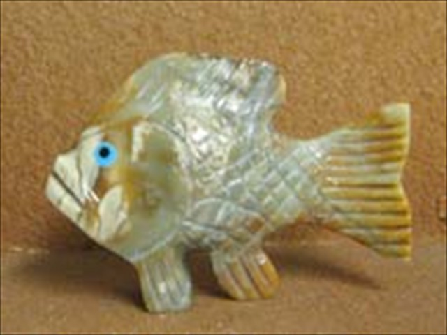 Picasso Marble fish